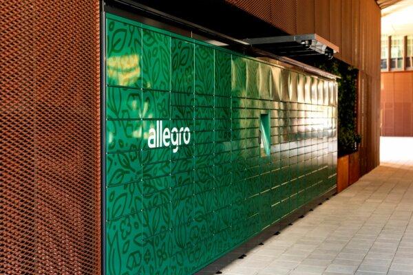 """Wielkie zmiany w Allegro. Ekologiczne automaty paczkowe i testy dostaw """"produktów nieporęcznych"""""""