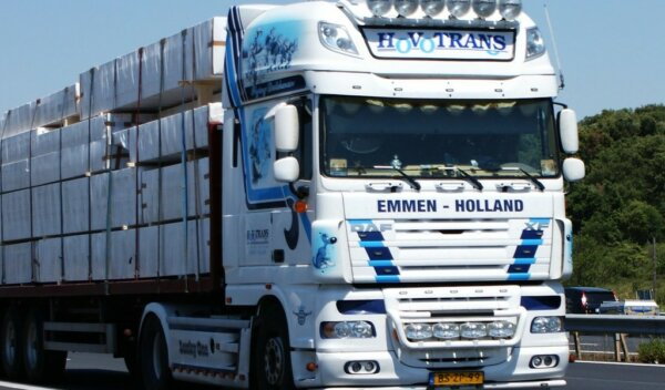 Dutch haulage firm bankrupt for the 3rd time in 10 years