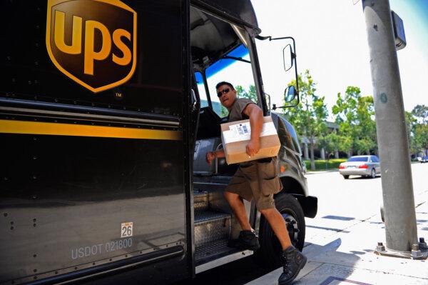UPS și-a stabilit obiectivele pentru următorii trei ani: venituri consolidate de 102 miliarde de dol