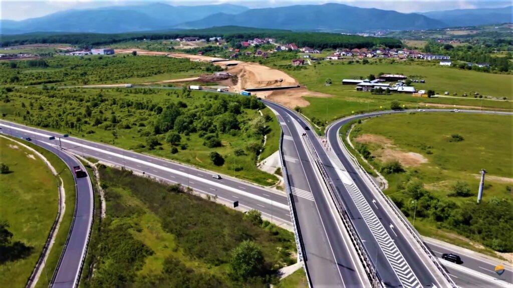 Infrastructură I Lucrările continuă în ritm susținut pe lotul 1 al Autostrăzii A1 Sibiu-Pitești