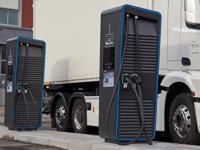 România are nevoie de minim 50 de stații de încărcare pentru camioanele electrice în următorii ani