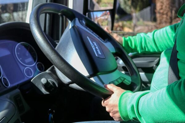 French study sheds light on lorry drivers' health