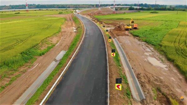 Ultimii 3,2 km din Centura Bacău sunt aproape gata de inaugurare. Solicităm CNAIR să dea drumul la t
