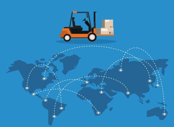 Pandemija stipriai paveikė pasaulinės paklausos struktūrą ir tiekimo grandines. Daugiausia naudos iš