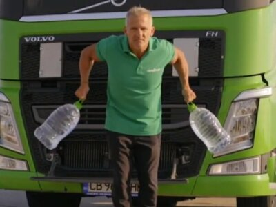Ingyenes edzésprogram kamionosoknak – 10 perc mozgás megváltoztatja az életedet (videó)