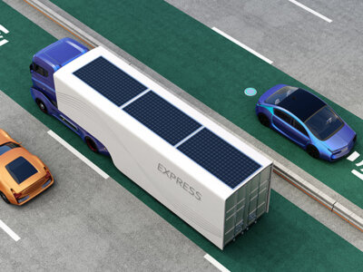 """Coventry City Council's wireless lorry charging project a potential """"game-changer"""""""