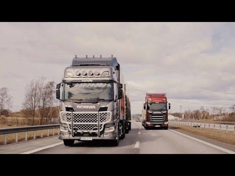 Scania teszt: 770 vs 730 (videó)