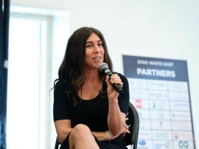 """Stephanie Joy Benedetto, CEO-ul Queen of Raw Marketplace:""""Misiunea noastră este de a da oamenilor capacitatea de a prelua controlul și de a fi ei regii și reginele materiilor prime și ale lanțurilor lor de aprovizionare"""""""