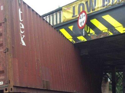 Network Rail will share bridge strike data to prevent accidents