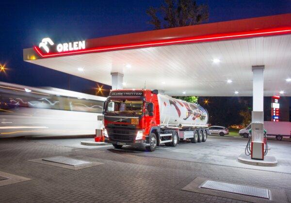 DKV baut Tankstellennetz in Litauen aus