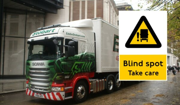 Hauliers warned after DVS permits are revoked over blind spot sticker failings