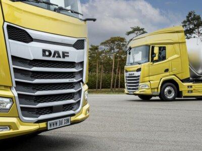 """Naujoji """"DAF"""" era. Kuo ypatingi nauji gamintojo vilkikai?"""