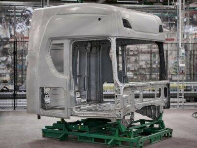 """""""Álomfülke"""":a Scania is beszáll a nagyobb kabinok versenyébe"""