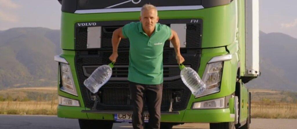 Легендарный спортсмен создал набор упражнений для водителей. 10 минут могут изменить их жизнь