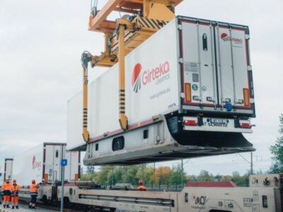 Girteka Logistics set to double intermodal growth for 2nd year in a row