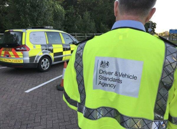 Marea Britanie I DVSA avertizează cu privire la agenții de control falşi