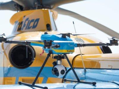 Kierowcy, patrzą na was z góry! Hiszpanie zainwestowali w kilkadziesiąt dronów do kontroli dróg