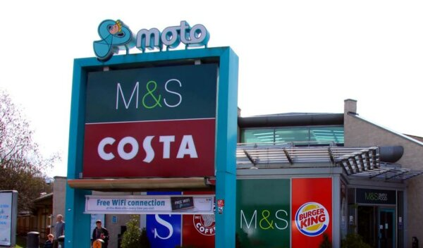 Moto plans new services on M26 that could ease Kent's HGV parking issues