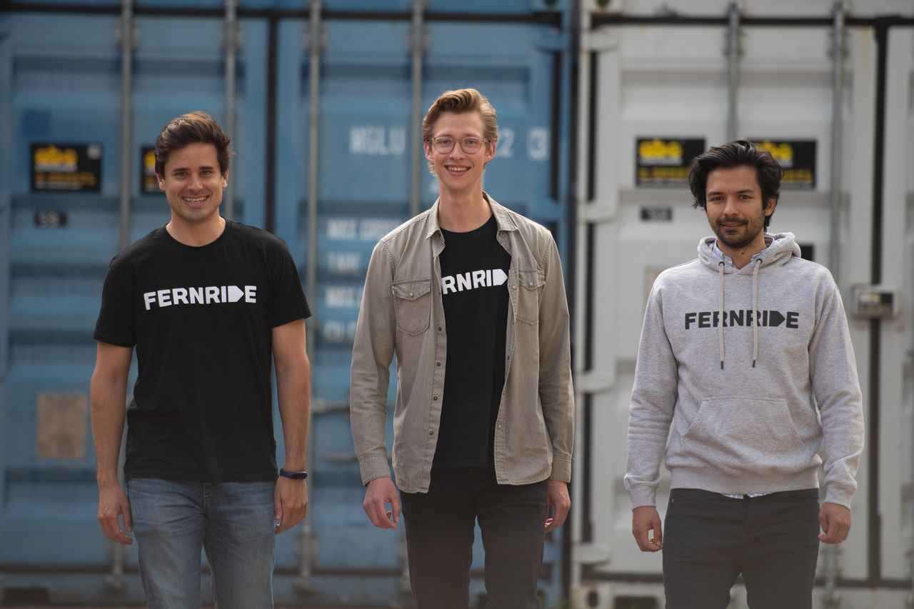 Fallstudie: DB Schenker testet fahrerlose Hoflogistik mit Fernrides Teleoperations-Plattform