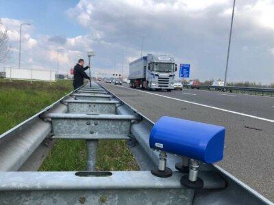 Дистанционная проверка тахографов в Саксонии. Немцы хотят проверять грузовики, не останавливая их