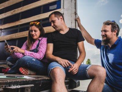 Ministerija kviečia gerinti vairuotojų darbo sąlygas. Pažiūrėkite, ką siūlo viceministras Vytautas Šilinskas