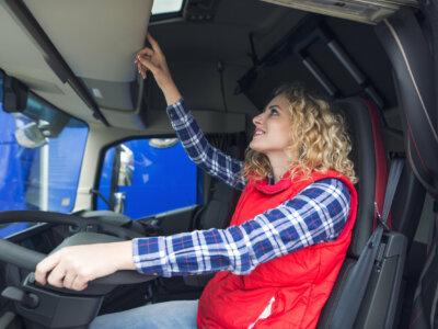 "Sara Sánchez Palacios, Project Manager ""Responsible Trucking"": ""Este esențial să îmbunătățim condiți"