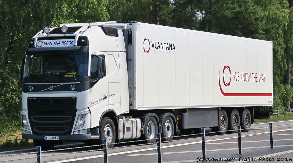 """""""Vlantana Norge"""" vairuotojams priteista beveik 2 mln. Eur kompensacija"""