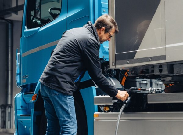 Экологичный грузовой автотранспорт (2/3). Будущее водорода в секторе грузоперевозок