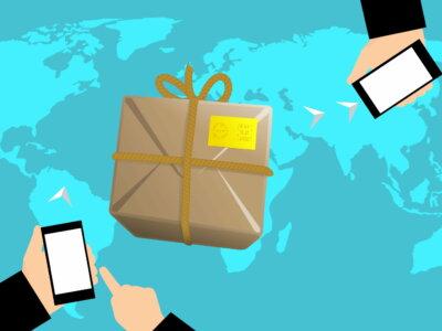 Onlinehandel mit Waren wächst im ersten Halbjahr 2021 um 23,2 Prozent