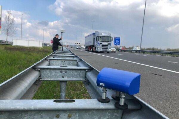 Zdalna kontrola tachografów w Saksonii. Niemcy chcą sprawdzać ciężarówki bez ich zatrzymywania