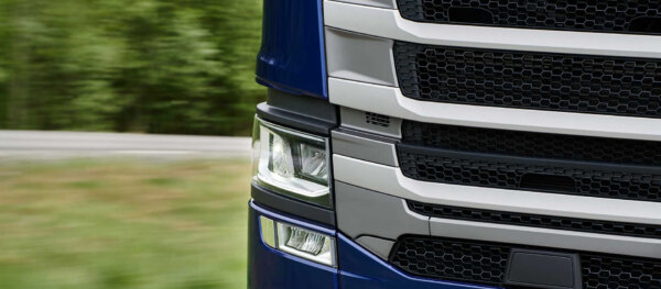 Scania Euro 6 update coming this November