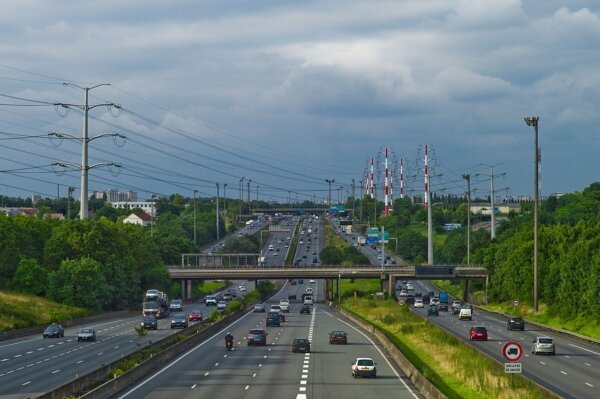 Congestion warning! These will be the busiest roads in Europe this weekend