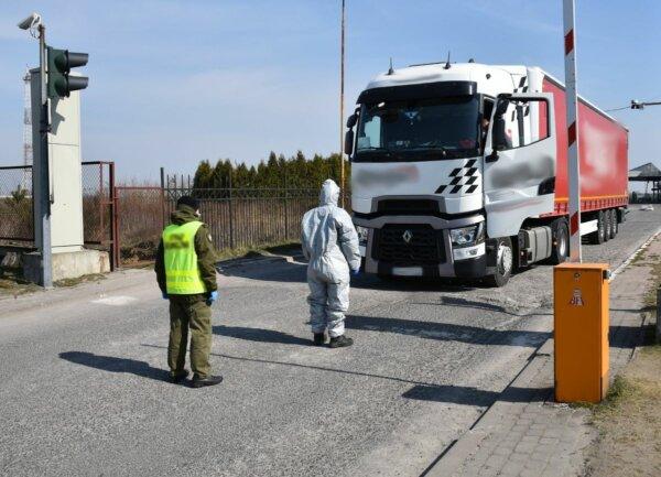 Обязательный карантин для водителей. Изменения в правилах въезда в Великобританию и Румынию