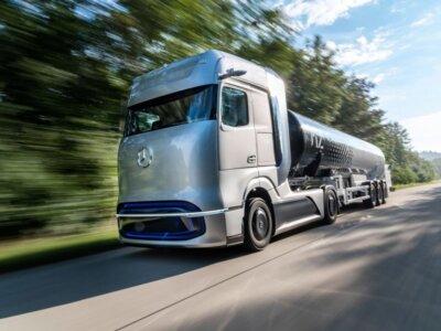 Экологичный грузовой автотранспорт (1/3). Многообещающие грузоперевозки электротягачами