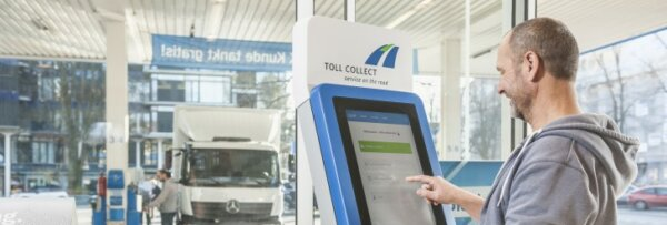 Drivers need to use TollCollect app in France as terminals are gradually withdrawn