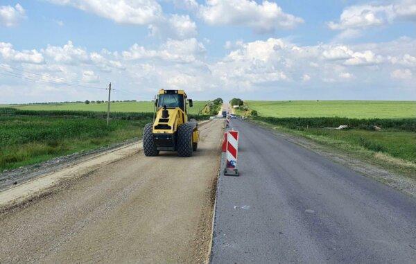 В Молдавии перекроют трассу M1, соединяющую Румынию и Украину. Работы продлятся до половины 2022 год