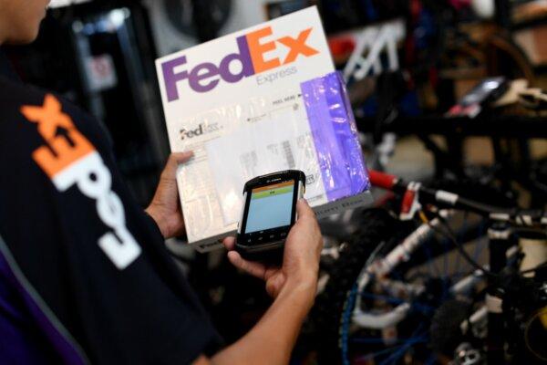 US parcel giant improves its profit fourfold; plans to invest over $7 billion