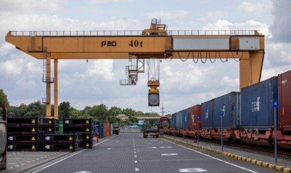 Литва создала новое интермодальное сообщение через Каунас. «Это новые ворота России в Европу»