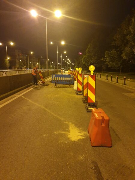 Alertă trafic: Circulație închisă pe timp de noapte pe o porțiune din DN1