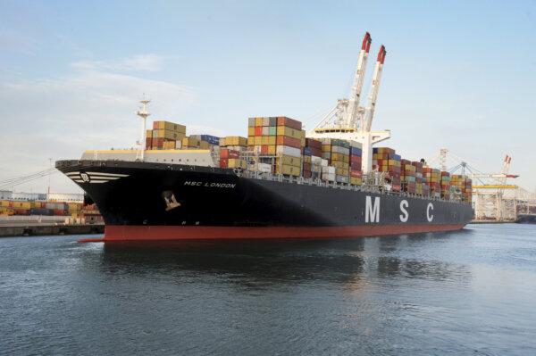 Dynamicznie rozbudowują flotę kontenerowców. Czy niedługo Maersk zostanie zdetronizowany?