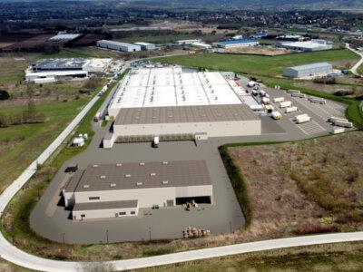 Biedronka powiększy swoje centrum dystrybucyjne. Obsłuży więcej ciężarówek w ciągu doby