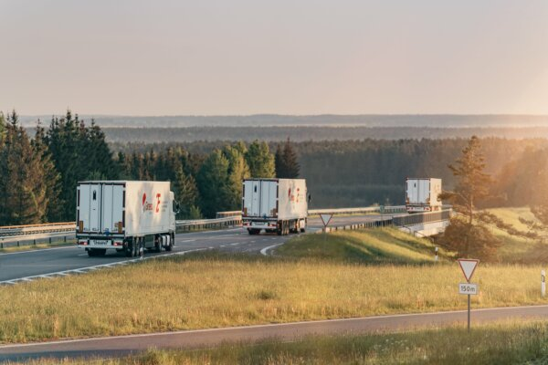 Spotting the signs of recovery in the logistics industry