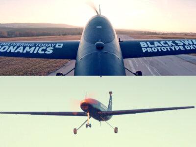 A Hellmann áruszállító drónjai akár 2500 km-t is meg tudnak tenni és 350 kilót bírnak el! Jövőre indulni akarnak Európában