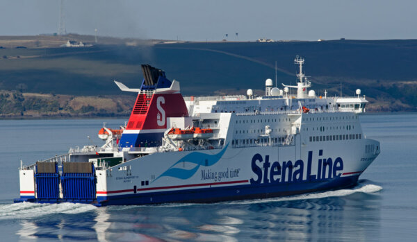 """Truckers and RHA blast Stena Line over """"disgraceful"""" shared cabins policy"""