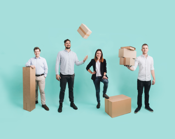 E-Commerce Logistik Anbieter byrd expandiert mithilfe von €16 Millionen Series B in weitere europäis