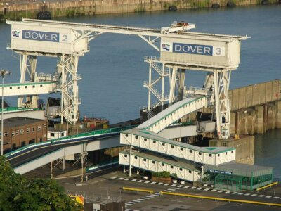 Port of Dover CEO: increased tourist travel could slow down freight traffic