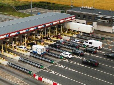 Naujas kelių mokestis priklausys nuo nuvažiuoto sunkiasvorių atstumo. Ar vežėjams bus skirtos lengvatos?