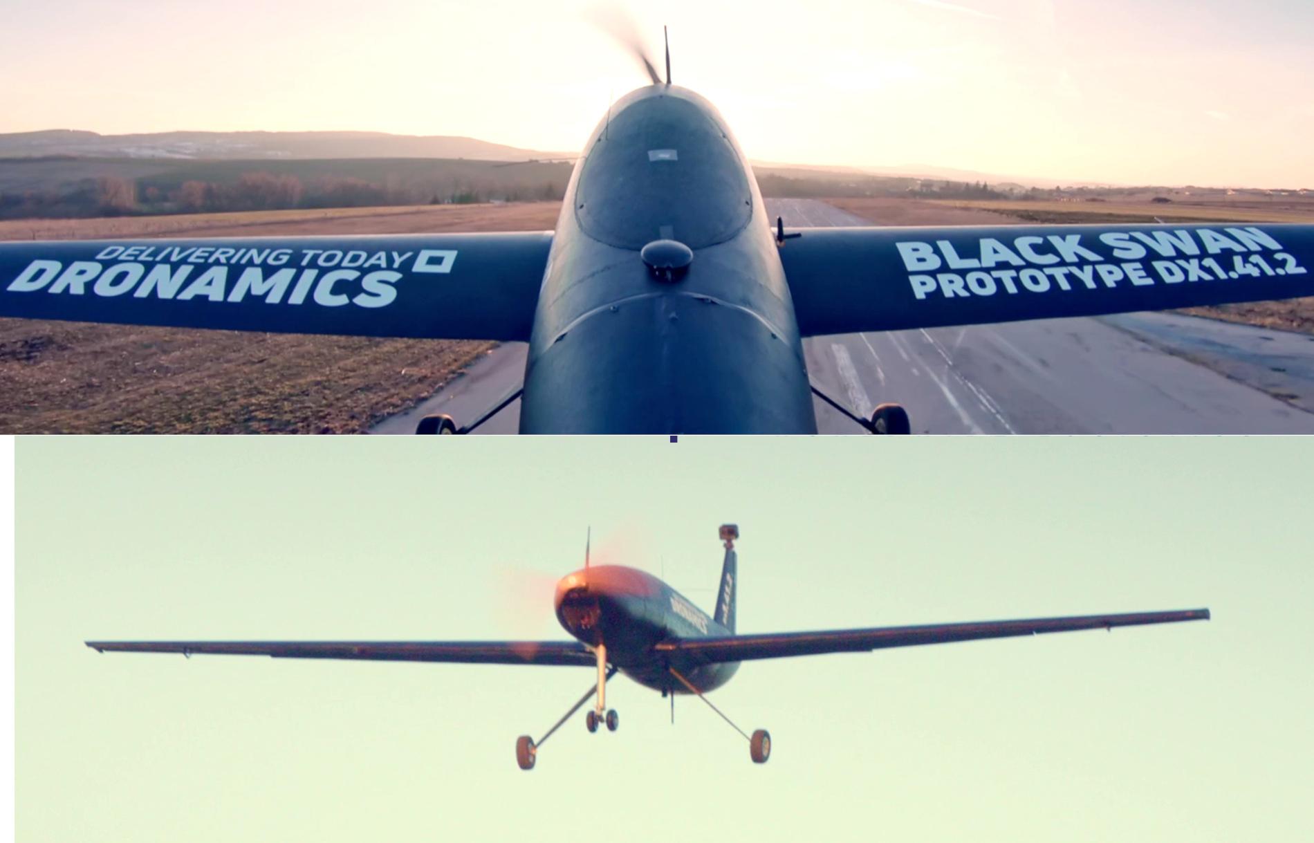 Drony cargo zaczną regularne loty nad Europą w 2022 roku? Hellmann już nad tym pracuje