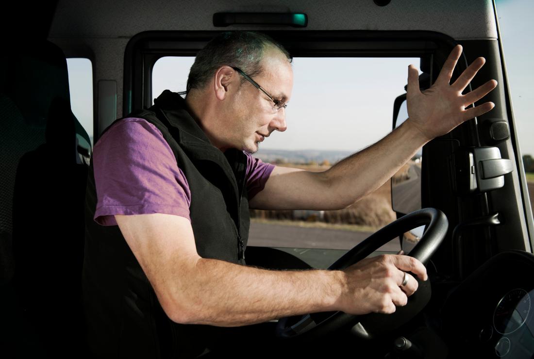 """LKW-Fahrer in Großbritannien planen einen Streik. """"Unsere Zeit ist gekommen, jetzt wollen auch wir gehört werden!"""""""