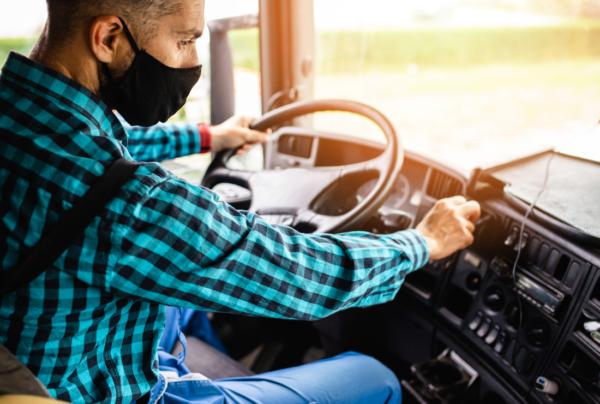"""Niemcy uznają za """"obszary wysokiego ryzyka"""" dwa kraje. Co to oznacza dla kierowców ciężarówek?"""